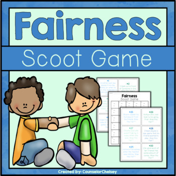 Fairness Scoot Game