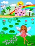 Fairy 2 Behavior Rewards Chart for Kids