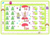 Fairy 3 and 4 Times Tables Games