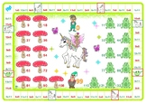 Fairy 9 and 11 Times Tables Games