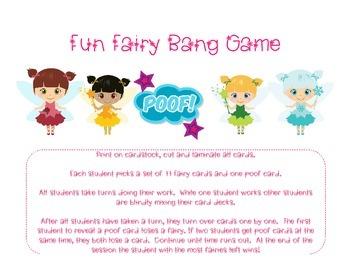 Fairy Bang Game