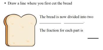 Fairy Bread Fractions