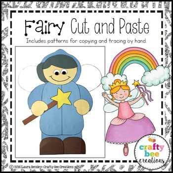Fairy Cut and Paste