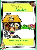 Fairy Garden Literacy and Math Activities