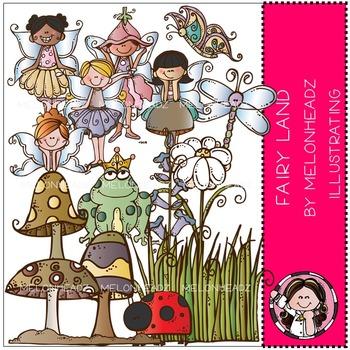 Melonheadz: Fairy Land clip art - COMBO PACK