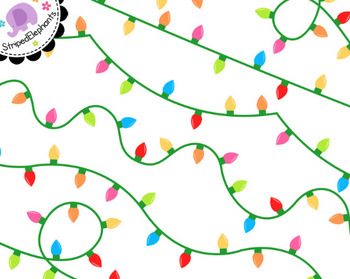 Fairy Lights Clip Art
