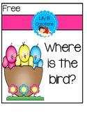 Free - Spring Preposition Flash Cards - Seasonal Growing Bundle