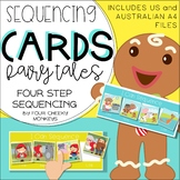 Fairy Tale 4 step sequencing picture cards / stories