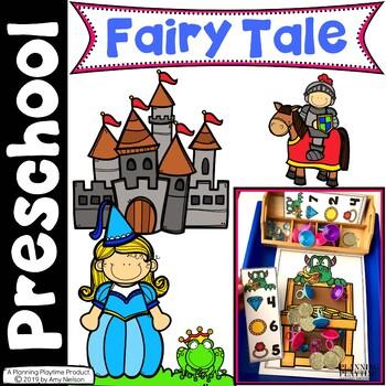 Fairy Tale Activities - Preschool