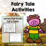 Fairy Tale Activities Using James Marshall's Books