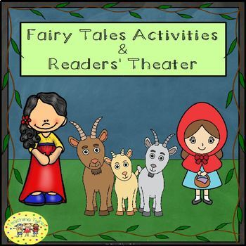 Fairy Tale Activities and Readers' Theater