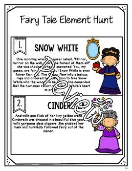 Fairy Tale Activity Kit