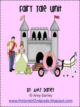 Fairy Tale Activity Set