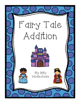 Kindergarten Fairy Tale Addition