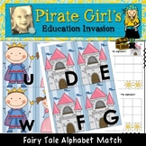 Fairy Tale Alphabet Matching Game