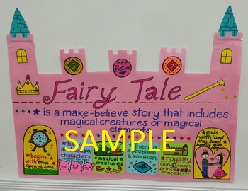 Fairy Tale Anchor Chart