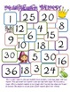 Fairy Tale Bump Addition and Multiplication: Fact Fluency Math Game and Center
