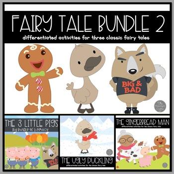 Fairy Tale Bundle 2 Book Companions