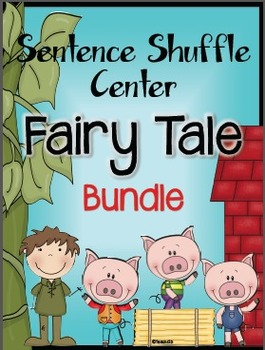 3 Little Pigs and Jack and the Beanstalk
