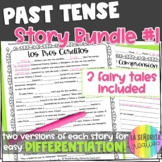 Preterite vs Imperfect Fairy Tale Story Bundle #1 in Spanish | Google Compatible
