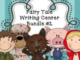 Fairy Tale Writing Center Bundle #1