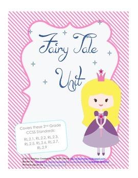 Fairy Tale CCSS Unit