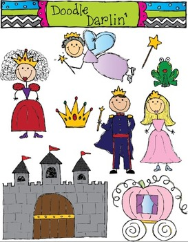 Fairy Tale COLOR Set