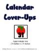 Fairy Tale Calendar Cover-ups Memory pieces - 3 unique des