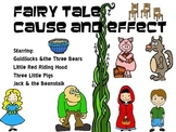 Fairy Tale Cause and Effect
