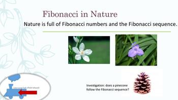 Fibonacci and Poetry