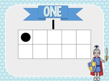 Counting Line Posters: Fairy Tale Classroom Decor