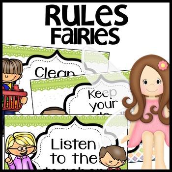 Fairy Tale Classroom Rules
