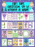 Fairy Tale Classroom Theme Decor Set for Beginning of Year