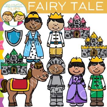 Fairy Tale Clip Art