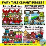 Fairy Tale Clip Art Bundle 1