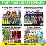 Fairy Tale Clip Art Bundle 4