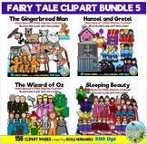 Fairy Tale Clip Art Bundle 5