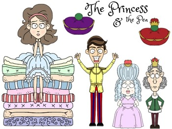 Fairy Tale Clip Art Collection: Volume 2