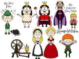 Fairy Tale Clip Art Collection: Volume 2