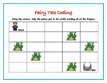Fairy Tale Coding
