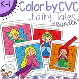 Fairy Tale Color by CVC BUNDLE