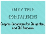 Fairy Tale Comparison Lesson + Worksheet