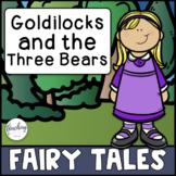 Reading Activities for Seesaw & Google - Goldilocks (Dista