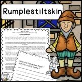 Rumplestiltskin Story For Your Listening Center