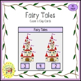 Fairy Tales Task Cards