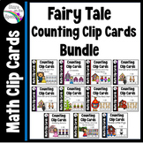 Fairy Tale Activities (Counting Clip Cards 1-20) Bundle