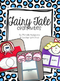 Fairytale Craftivities {FREEBIE}
