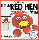 Fairy Tale Craftivity - Little Red Hen