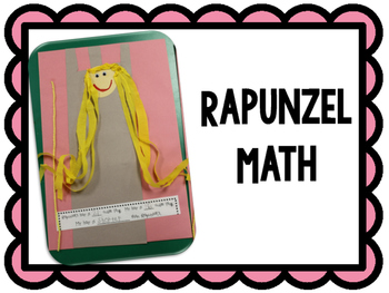 Fairy Tale Crafts & Writing & Math