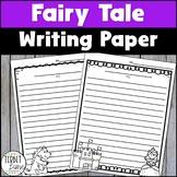 Fairy Tale Creative Writing Paper